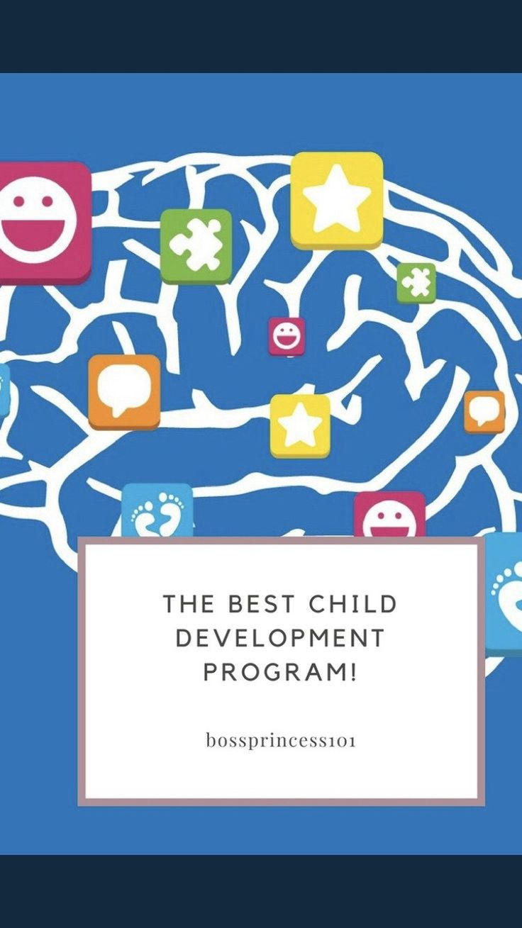 Check the best program to use for your child's development!