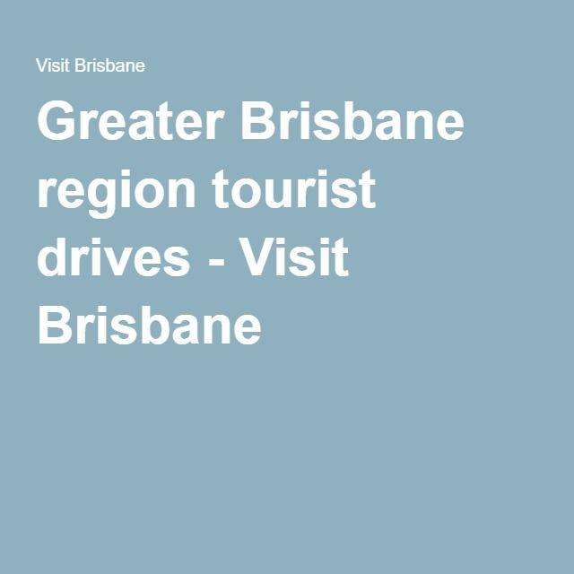 23 scenic drives near Brisbane