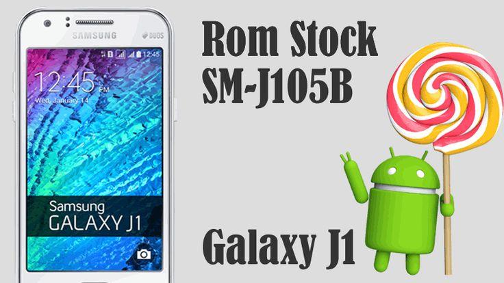Samsung Galaxy J1 Stock Rom SM-J105B ZTO, Faça o download da ROM sem logo de operadora, modelo PDAJ105BUBU0APD1, CSC J105BZTO0APE1. 18/04/2016.