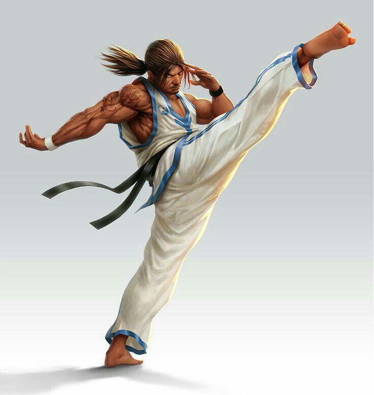Pin De Yashiro Nanakase Marquez En King Of Fighthers Artista Marcial Tecnicas De Artes Marciales Karate Dibujo