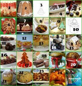 Io e le mie amiche matte in cucina abbiamo preparato questa raccolta strepitosa di ricette dedicate al natale per creare il magico spirito natalizio durante il periodo dell'avvento!!