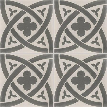 Carreaux de ciment - Les motifs - Carreau CO 10 - Couleurs & Matières