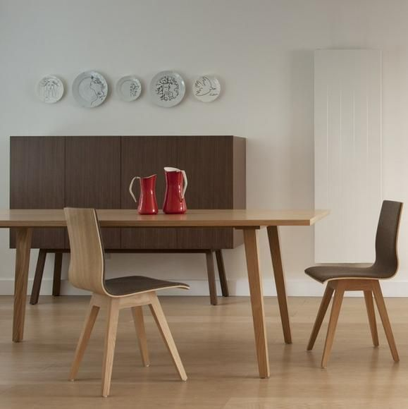 'Cecil' dining table by J+J Studio