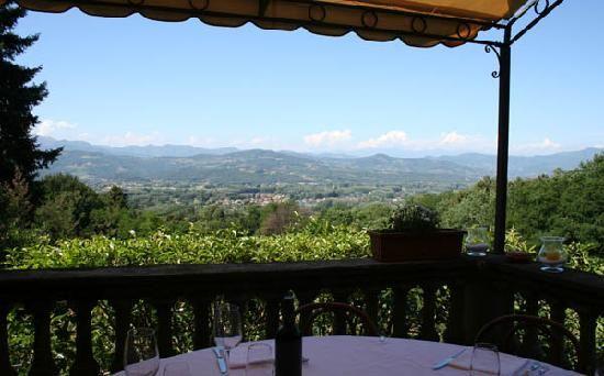 family friendly + drive Ristorante Villa Bongi