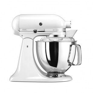 KitchenAid Artisan in Weiß (5KSM175PSEWH)