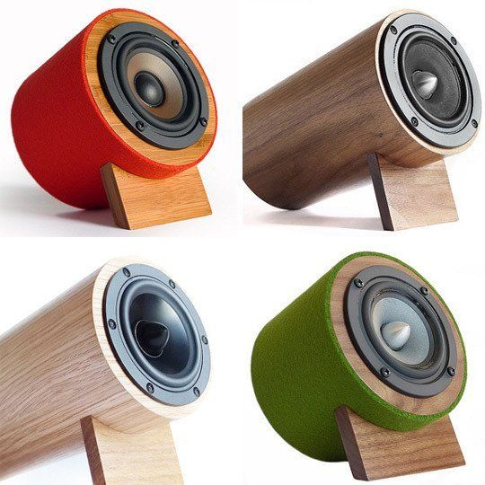 Well Rounded Sound Speakers •  $249.00 and up •   Well Rounded Sound