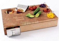 i need this..: Stones Bamboo, Bamboo Workbenches, Cut Boards, Small Kitchens, Curtis Stones, Cutting Board, Chops Boards, Workbenches Cut, Measuring Cups