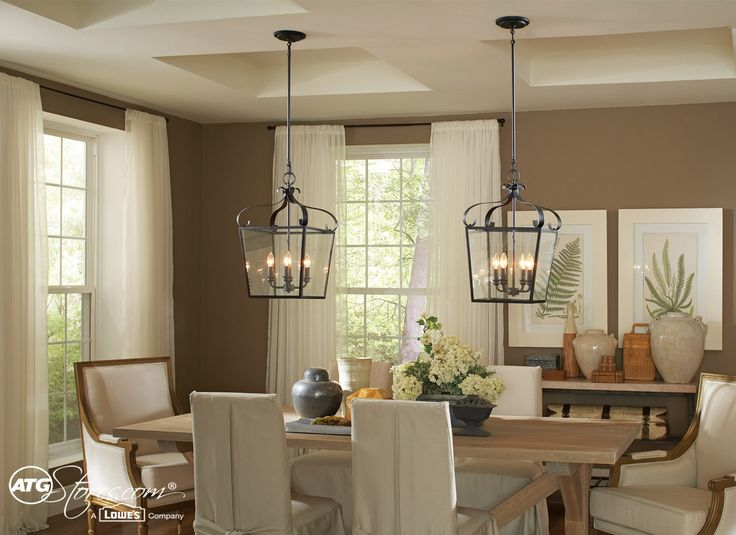 Shake up your classic dining room lighting with statement pieces that steal the show
