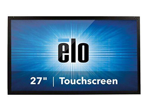 """Elo 2740l. Elo E220828 2740L 27"""" 1080p Full HD LED-Backlit LCD Monitor Black.  #elo #2740l #elo2740l"""