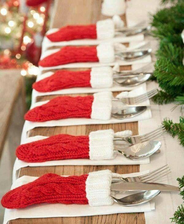 Cute for Christmas dinner
