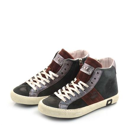 DATE HILL HIGH SUEDE WMNS HILL HIGH SUEDE BLACK