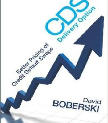 Cds Delivery Option: Better Pricing Of Credit Default Swaps PDF