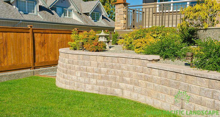 Stone Wall Boundary