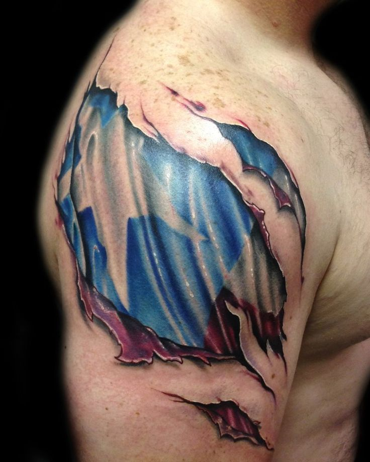 50 Ripped Skin Tattoo Designs For Men: 20 Best Tattoo Inspiration Images On Pinterest