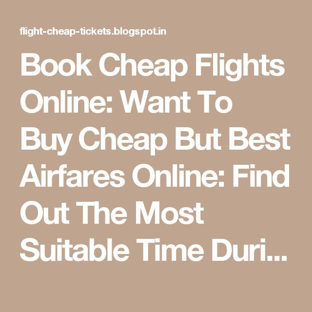 These days discovering cheap international air tickets are not that easy and thus you need to explore almost all the options available.