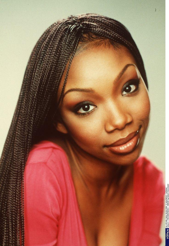 299 best B-Rocka images on Pinterest | Brandy norwood, Hair dos ...
