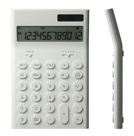 Electronic Calculator M - Naoto Fukasawa