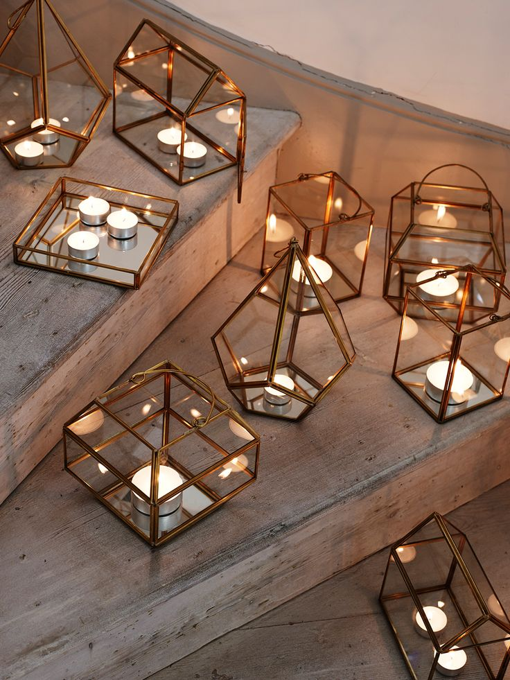 Autumn Home Updates with Oliver Bonas Lanterns - At Home with Abby