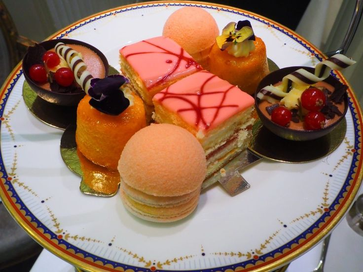Afternoon Tea at The Waldorf Hilton Hotel, London - Review ★★★★☆ :https://www.afternoonteareviews.eu/2017/06/afternoon-tea-waldorf-hilton-hotel-london/