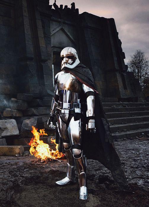 Star Wars, épisode 7 : dans les coulisses du tournage | Vanity Fair