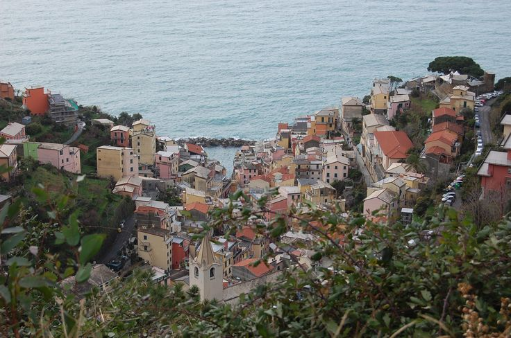 Praised for the area's harmony between man and nature, the Cinque Terre is easily considered one of the most scenic places in all of Italy. The five villages that make up this stretch of the Ligurian Coast mostly date back to the 12th century.