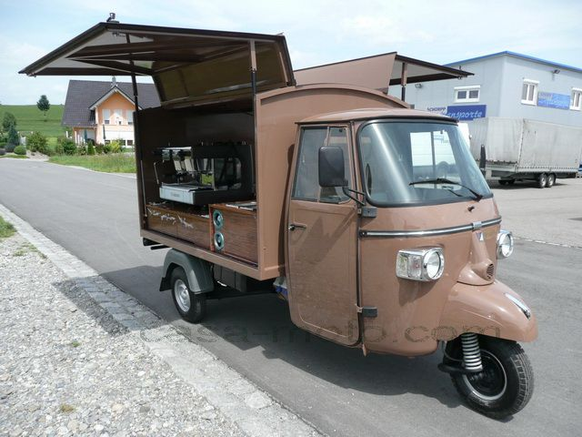 48 best piaggio ape classic with salesunit images on pinterest