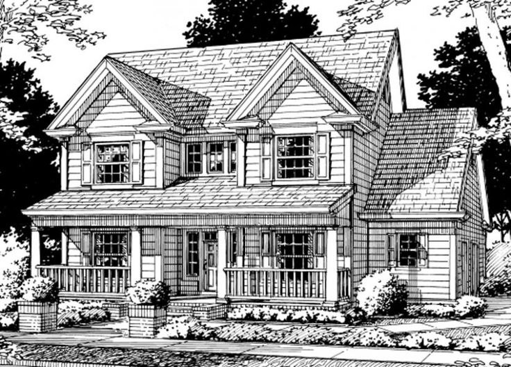 188 best house plans images on Pinterest House floor plans