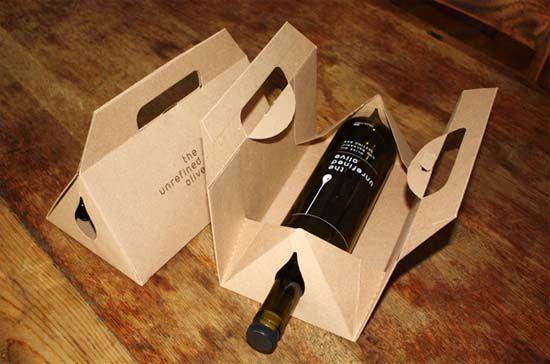 packaging / bottle / wine / oil