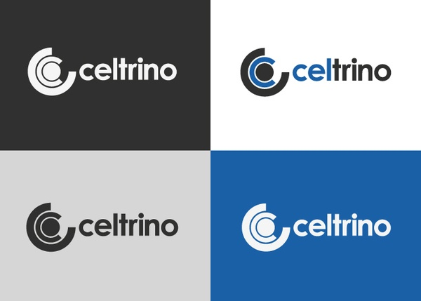 Celtrino / Visual Identity by Jason Shaw, via Behance