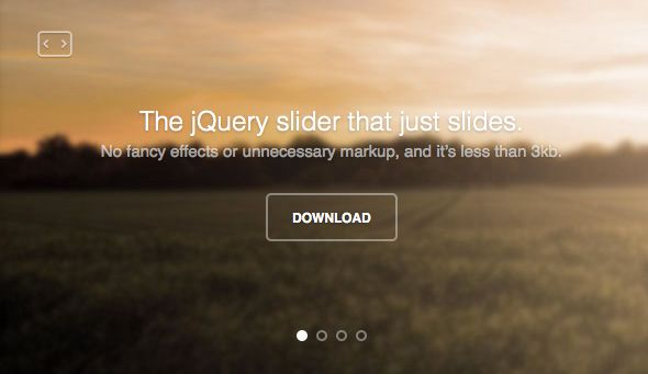 Free Responsive jQuery Image Sliders