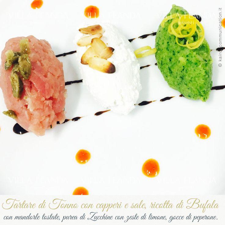 La raffinata cucina di Villa Feanda è affidata alla sapiente regia dello chef Vincenzo Pignatelli, famoso per i suoi piatti dagli intensi sapori gourmet. Fantasia e gusto si mescolano dando vita ad una eccellente preparazione di menù  #cibo #cucina #gourmet #food #villafeandaeventi