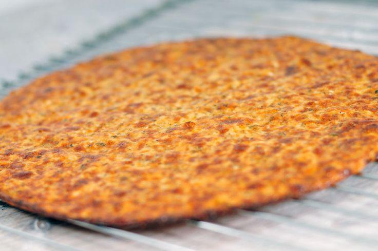 Gezonde pizzabodem maken