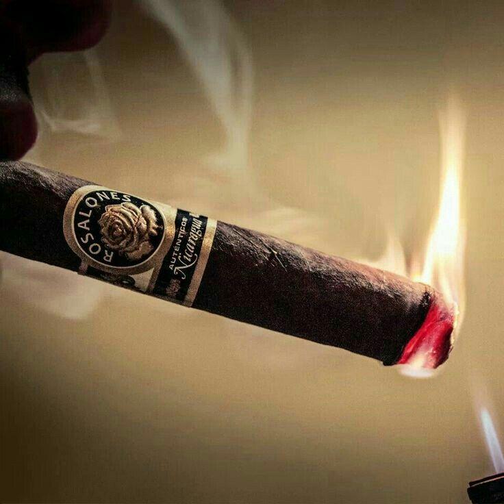 Rosalones Nicaraguan cigar