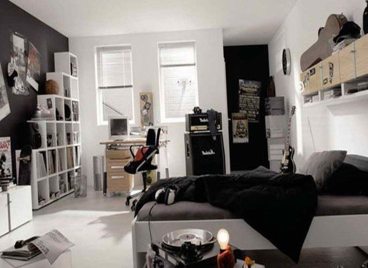 Cool Guy Rooms Pleasant Bedroom : Cool Room Ideas For Teenage Guys Girls  Room 10 Best Ideas About Guy Bedroom Part 42
