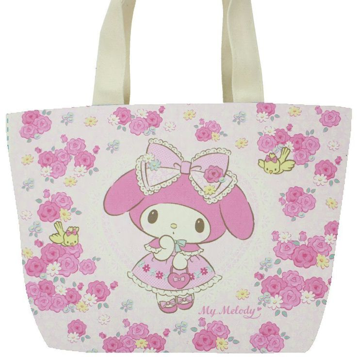 New! My Melody x DEARISIMO Lunch Bag Japan Sanrio F/S 4306 #Sanrio