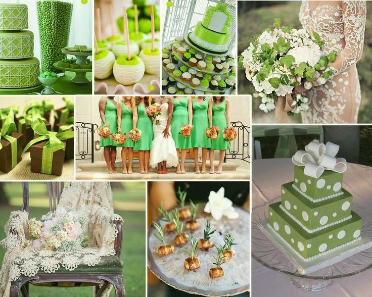 Green inspiration! #wedding #inspiration #sposa