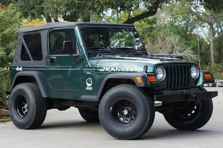 2000 Jeep Wrangler $0 http://www.selectjeeps.com/inventory/view/9466620