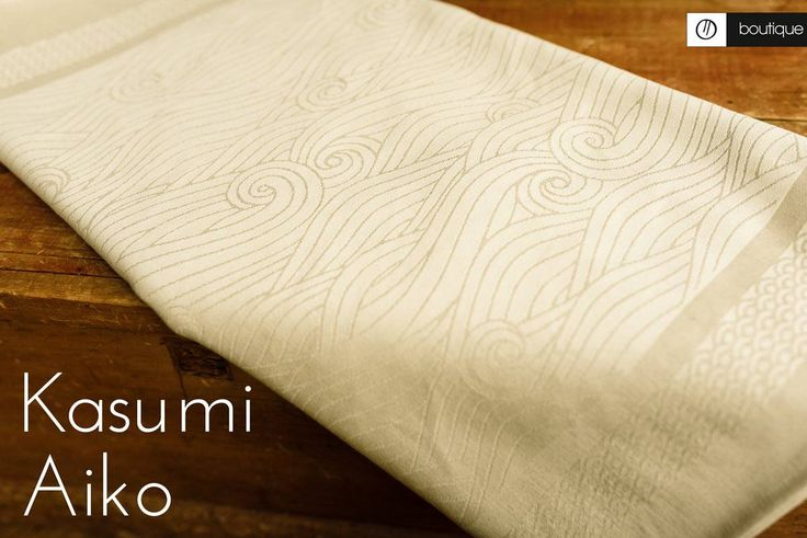 Oscha Kasumi Aiko Wrap  (linen) Image
