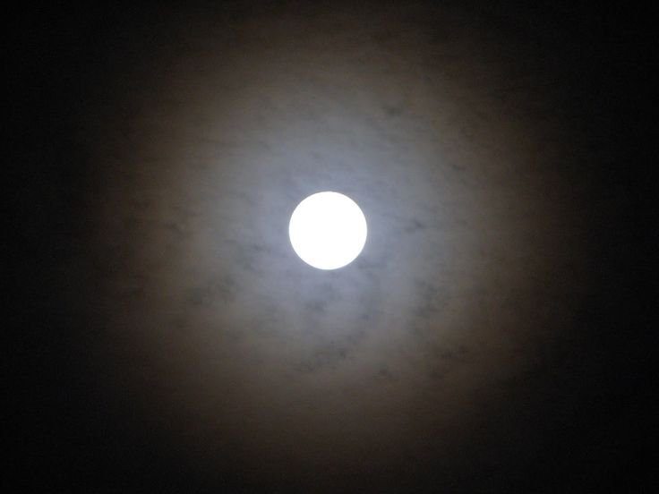 The Relation Between the Moon and the Human Mind
