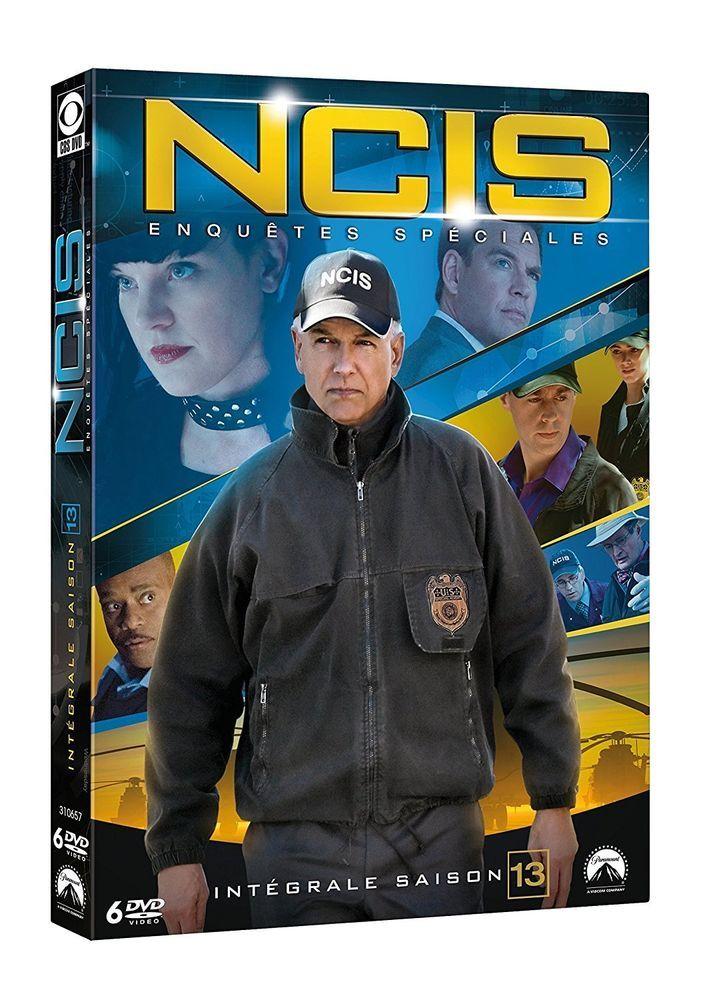 NCIS - Enquêtes spéciales - Saison 13 - DVD NEUF SERIE TV