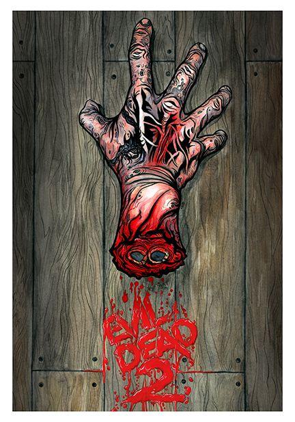 Evil Dead 2 (1987).