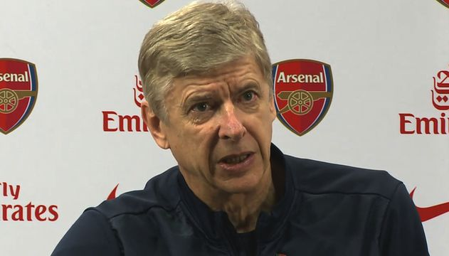 Wenger demands Arsenal response after Tottenham defeat
