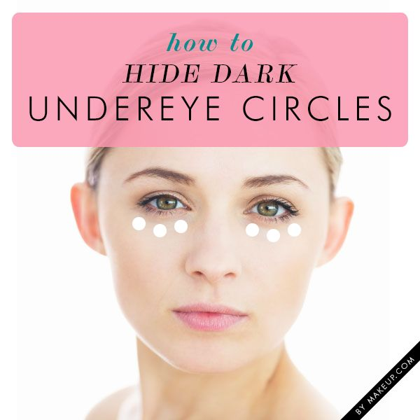 Sometimes it takes more than a good night's sleep to look bright-eyed and beautiful. With a little help from some powerful products our makeup master Tim Quinn, you can make your dark circles disappear.
