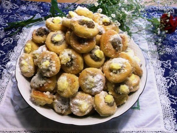 Martinkine (ne)kysnuté koláčiky (fotopostup)
