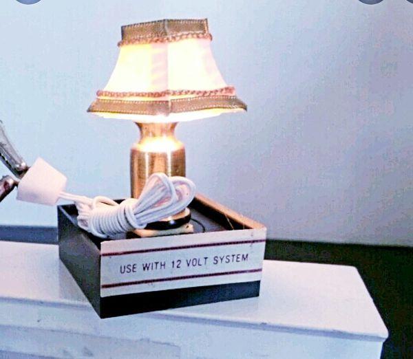 Miniature Dollhouse Vintage Lamp For Sale In Rancho Santa Margarita Ca Offerup In 2020 Vintage Lamps Lamps For Sale Dollhouse Miniatures
