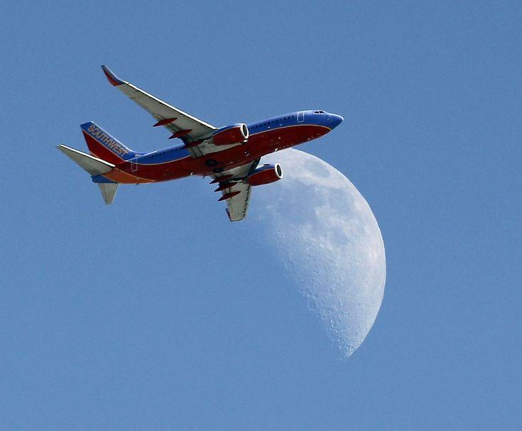 Природное явление «Голубая луна»