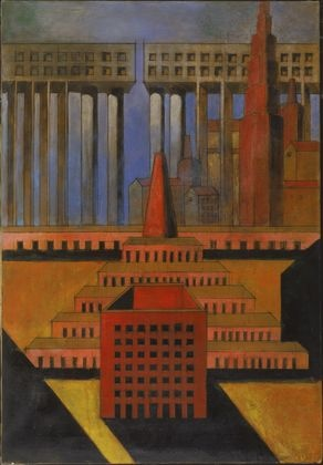 Constructing the City, project Aldo Rossi
