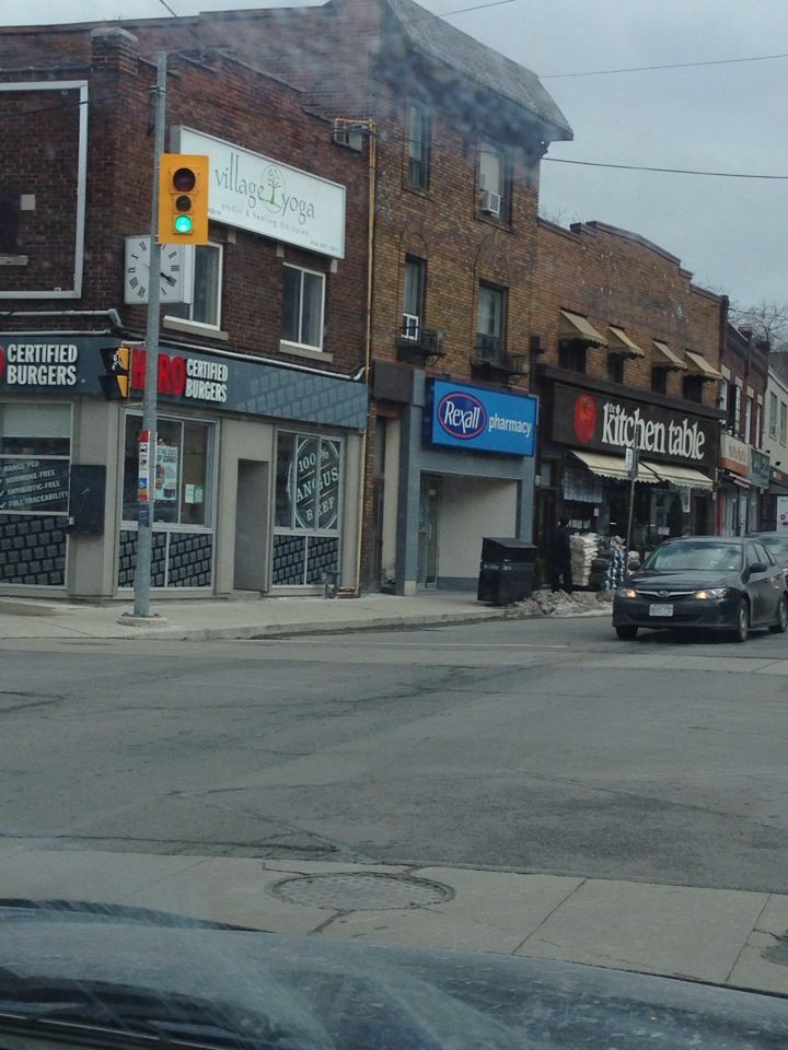 Forest Hill Village Commercial Area in Toronto, ON