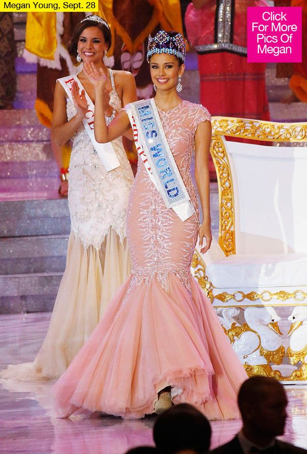Miss World 2013 — US-Born Miss Philippines Megan Young Wins The Crown - Hollywood Life