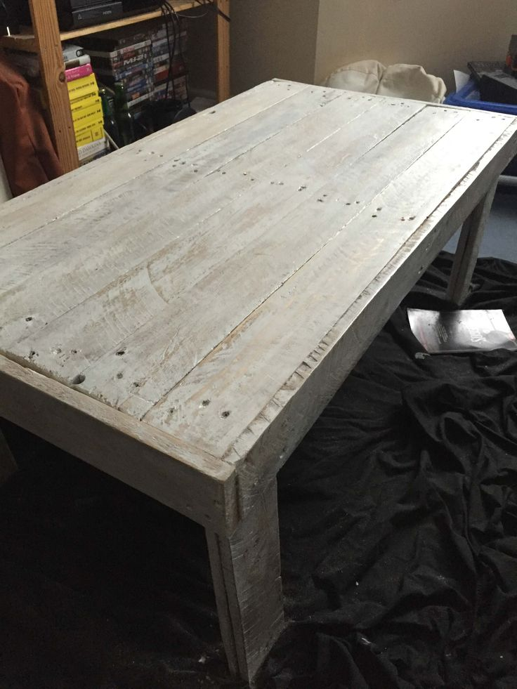 316 Best Images About Pallet Coffee Tables On Pinterest